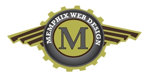 Memphix Web Design Mobile Logo